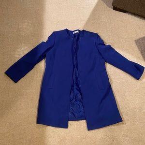 NWOT Tahari Blue Jacket
